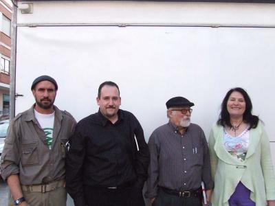Tarde entre poetas (24/03/09)